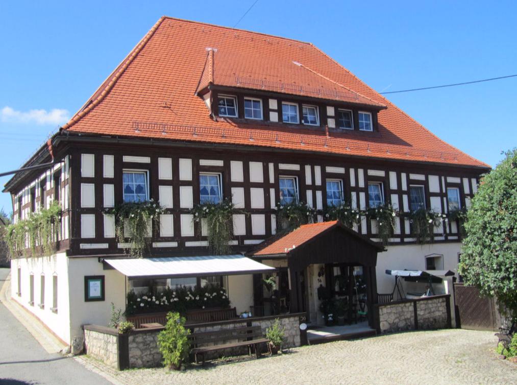 gasthäuser in gößweinstein